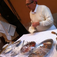 Photo taken at Antica Pizzeria Prigiobbo by Antonio P. on 12/29/2012