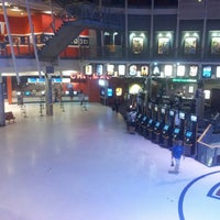 Photo taken at Cineplex Odeon Forum Cinemas by Marc-Élie G. on 8/15/2013
