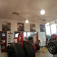 Photo taken at Discount Tire® Store by Ray A. on 9/6/2013