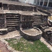 Foto tomada en Zona Arqueológica Tlatelolco por Dani F. el 4/17/2013