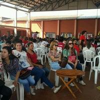 Photo taken at Sede Social Club 12 de Agosto Piribebuy by Leafar A. on 8/6/2016