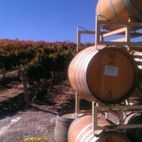 Photo taken at Opolo Vineyards by April T. on 10/27/2012