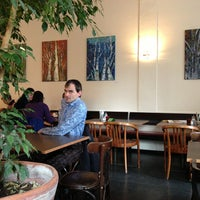 Photo taken at Cafe Palaver by Juergen B. on 1/21/2013