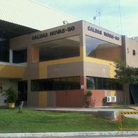 Photo taken at Aeroporto de Caldas Novas (CLV) by Cristian G. on 3/28/2013