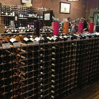 Photo taken at Chelsea Wine Vault by Rylan H. on 7/6/2013