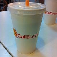 Photo taken at CaliBurger Guangzhou by Brad M. on 9/15/2012