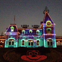 Photo taken at Hong Kong Disneyland by Brad M. on 10/5/2013