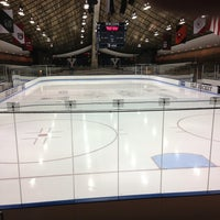 Photo taken at David S. Ingalls Rink by Peter D. on 2/2/2013