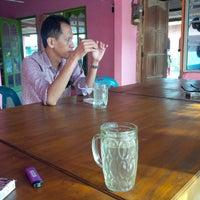 Photo taken at Pantai Kuwaru by Ifan N. on 9/26/2015