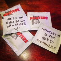 Photo taken at Hooters by Amanda G. on 12/27/2012