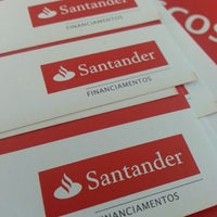 Photo taken at Santander Financiamentos by Airton J. on 4/2/2013