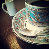 Photo taken at Daphne Coffee by Dan on 6/17/2013
