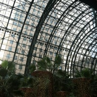 Photo taken at Winter Garden Atrium by Jessica F. on 12/2/2012