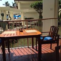 Photo taken at Naupaka Terrace by Jisun K. on 1/31/2014