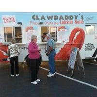 Photo taken at Clawdaddy's by Bill Y. on 3/29/2013