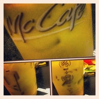 Photo taken at McDonald's / McCafé by Fredy I. on 10/1/2013