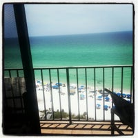 Photo taken at Seagrove Beach by Cedric on 5/28/2013