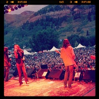 Photo taken at Telluride Blues and Brews Festival by Telluride B. on 8/1/2013