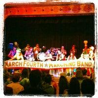 Photo taken at Sheridan Opera House by Telluride B. on 3/28/2013