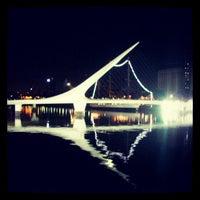 Photo taken at Women's Bridge by Luis G. on 2/18/2013