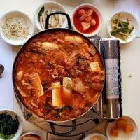 Photo taken at Daorae Korean BBQ Restaurant by Rou on 8/15/2016