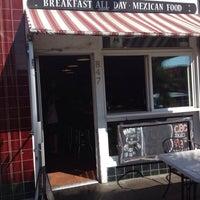 Photo taken at Night & Day Cafe by john h. on 8/8/2014