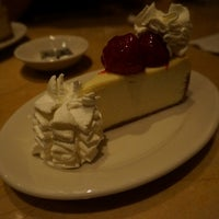 Photo taken at The Cheesecake Factory by Adriano G. on 5/3/2013