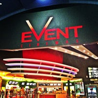 Photo taken at eVent Cinemas by Rental Express Property Management on 7/14/2013