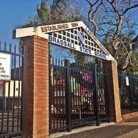 Photo taken at Brassall State School by Rental Express Property Management on 9/27/2013