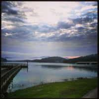 Photo taken at The Ridges Resort and Marina by Ben A. on 8/3/2013