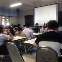 Photo taken at ห้องศูนย์คณิตศาสตร์ โรงเรียนสามัคคีวิทยาคม by Pupae S. on 2/24/2016