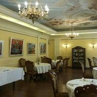 Photo taken at British Club lviv by Irene M. on 9/10/2015