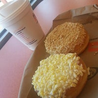 Photo taken at Dunkin' Donuts by Vic M. on 6/13/2013