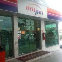 Photo taken at Posto Alfemar - Ipiranga by Tiaguinho G. on 1/9/2013