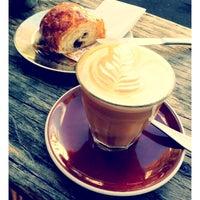 Photo taken at Bourke Street Bakery by Aquigenus on 4/18/2013