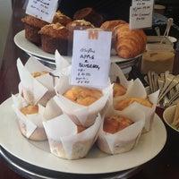 Photo taken at M Cafe by Aquigenus on 10/18/2012