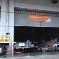 Photo taken at iloilo international cargo area/ zestair cargo logistics by Reaj Y. on 10/12/2012