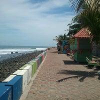 Photo taken at Punta Roca by Rodrigo B. on 6/2/2013