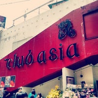 Photo taken at club asia by あじこ on 5/26/2013