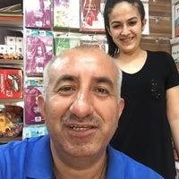 Photo taken at Çamlık Kırtasiye by Murat K. on 6/20/2016