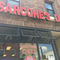 Photo taken at Sarcone's Deli by George H. on 6/2/2016