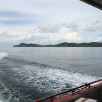 Photo taken at Pulau Cempa by Fadly I. on 9/2/2013