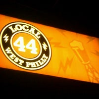 Photo taken at Local 44 by Charles T. on 8/18/2013