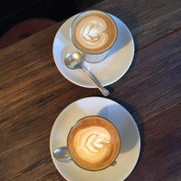 Photo taken at Pigeonhole Cafe by Michael H. on 10/22/2015