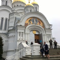 Photo taken at Преображенский Собор by Annie S. on 10/15/2017