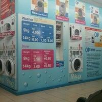 Photo taken at Dobi Papa 24 Hours Self-Laundry by Fazilla S. on 12/29/2013