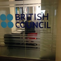 Photo taken at British Council by Haziq H. on 11/24/2015