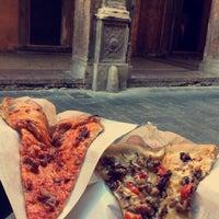 Photo taken at Pizzeria Due Torri by Aybike K. on 10/4/2016