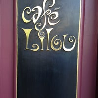 Photo taken at Café Lilou by 👉Faisal ~~Aal Ali on 2/15/2013