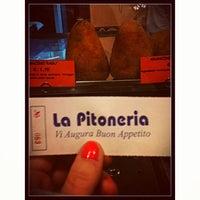 Photo taken at La Pitoneria by Federica P. on 2/22/2013